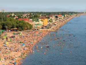 Бердянск Азовское море
